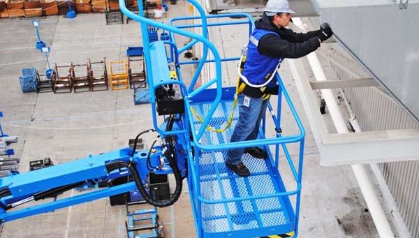 JCB aerial lifts