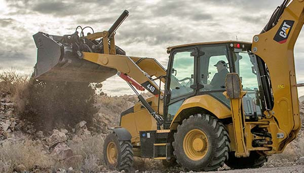 Buy Backhoe Loaders
