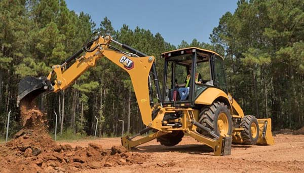 Lease Backhoe Loaders