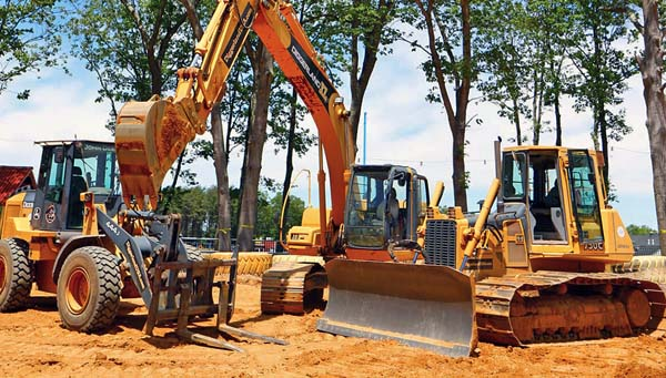 Heavy Machine Sales leasing Models And Inventory