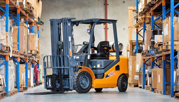 Forklift dealers Norwalk