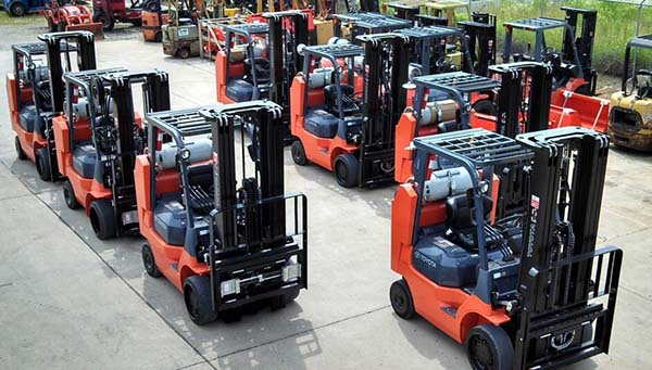 Sioux City Forklift Prices