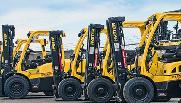 Forklift prices in Sioux City