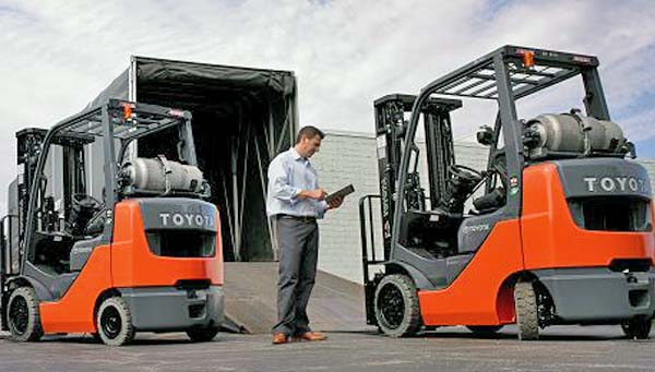 Sit Down Riding Forklifts Dearborn Heights
