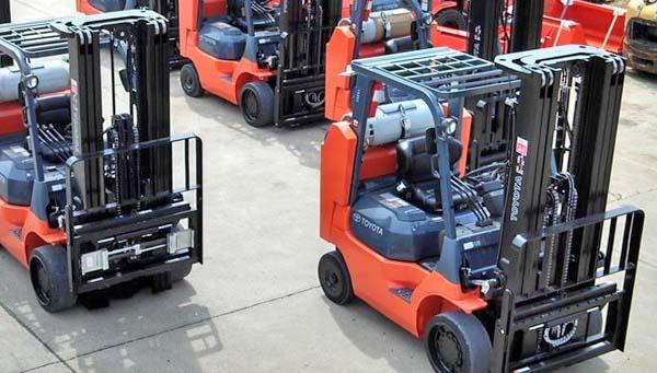 Buy used forlifts South Carolina