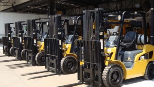 Buy used forlifts South Dakota