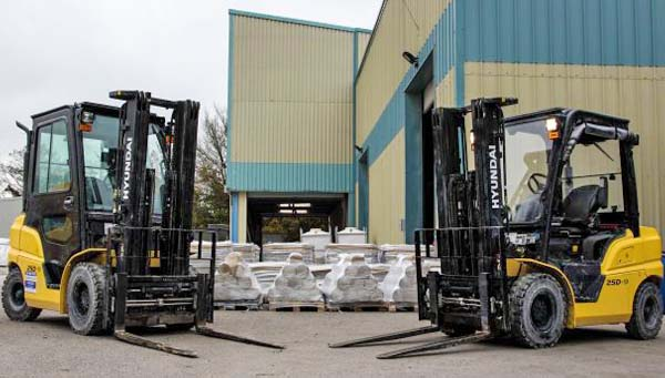 Forklift prices in Colchester