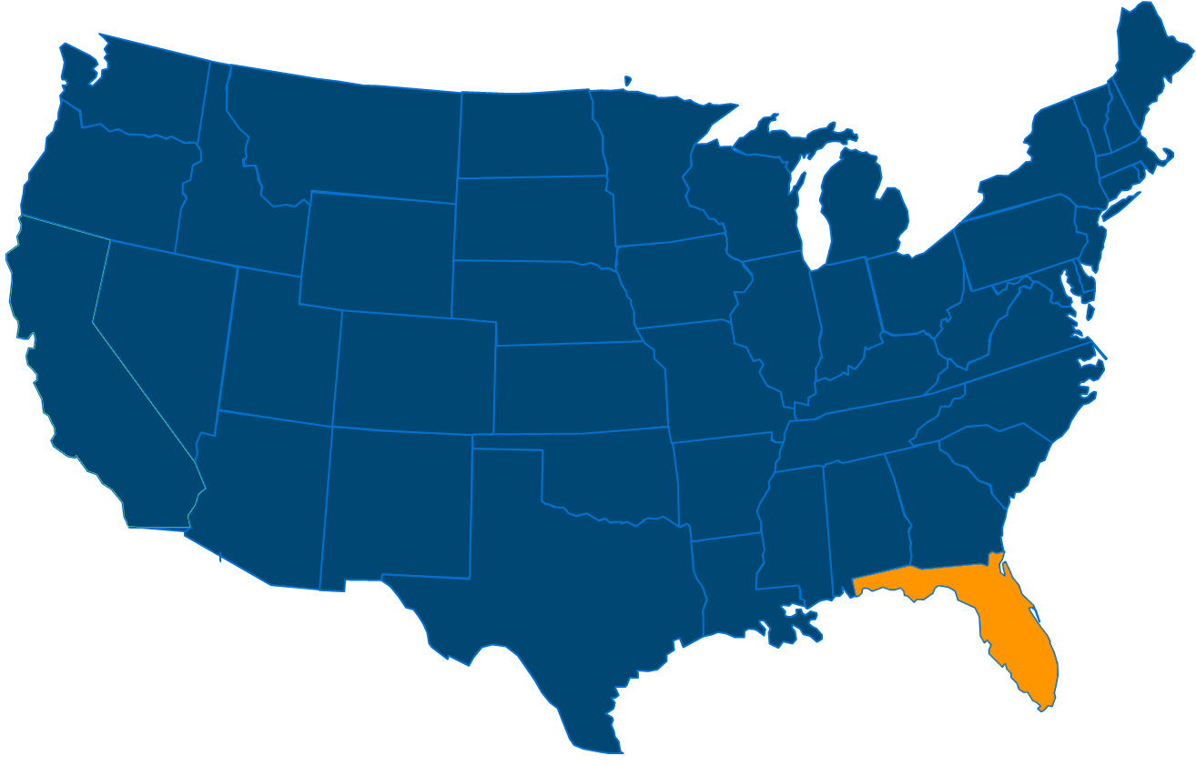 All States Industrial Delray Beach, Florida locations