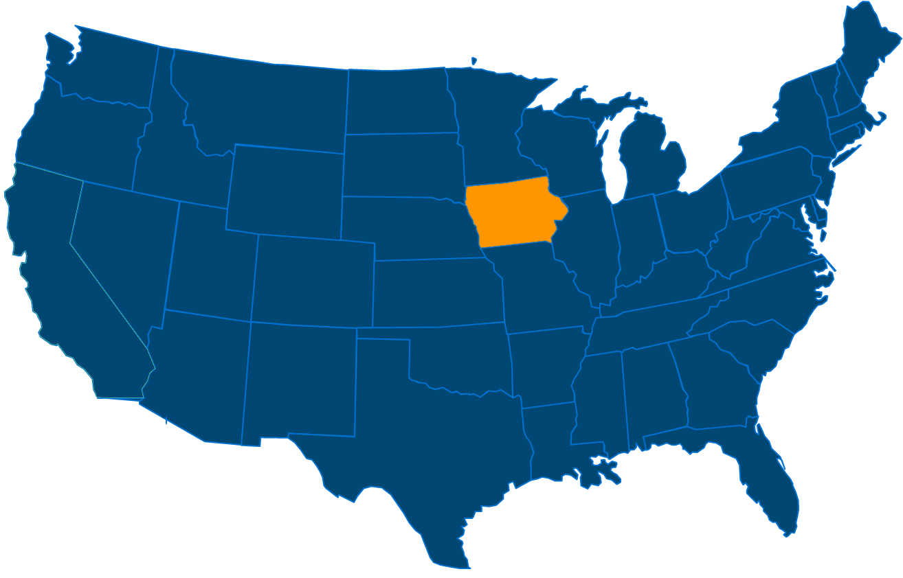 All States Industrial Sioux City, Iowa locations