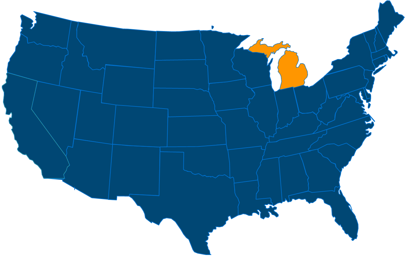 All States Industrial Dearborn Heights, Michigan locations
